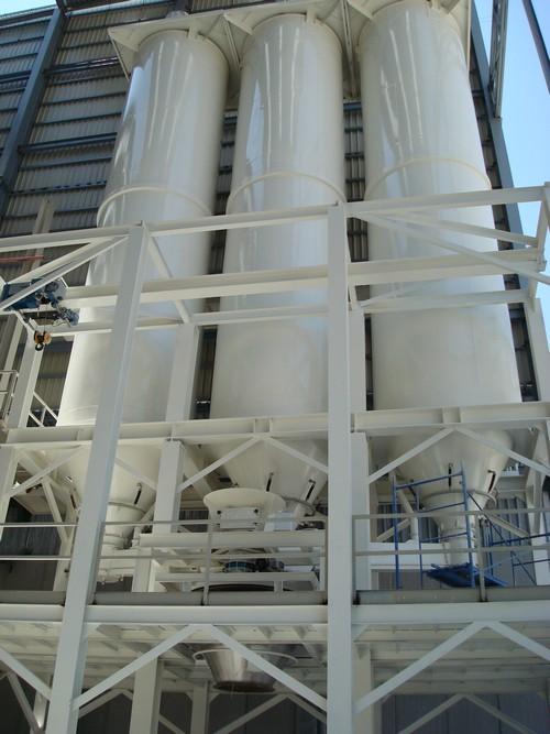 silos almacenamiento taytesa